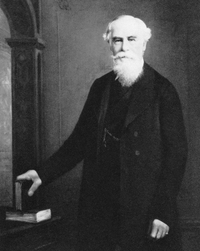 Charles Asprey (II): 1813 - 1892.