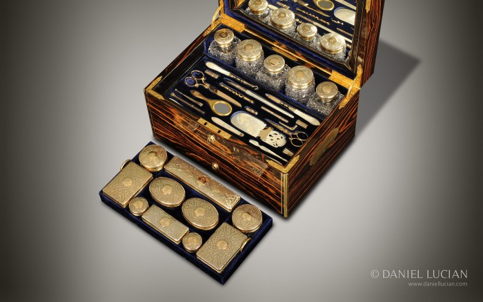 Dressing Case Tools And Accessories Antique Box Guide