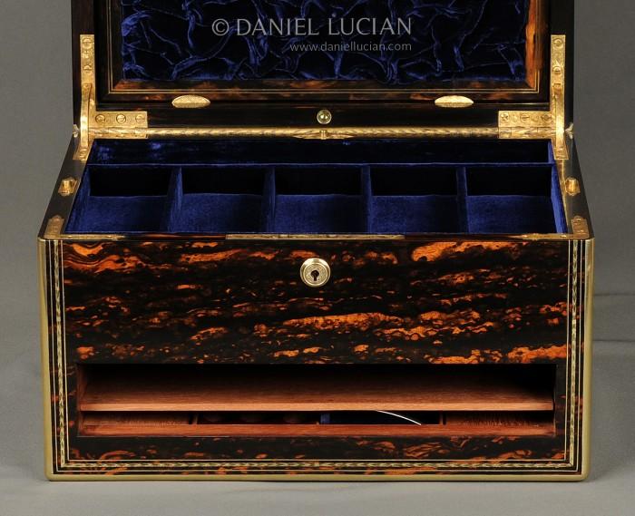 Coromandel Box with Secret Compartments.
