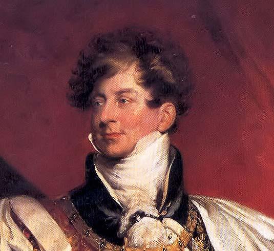 Prince Regent.