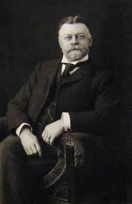 A Portrait of William Lund.