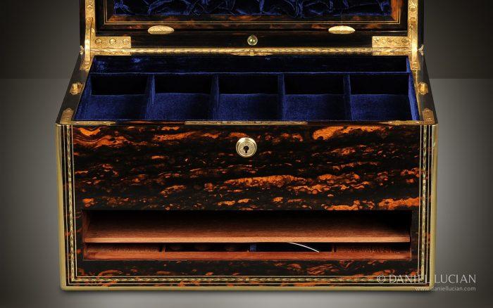 Secret Compartments and Mechanisms - Antique Box Guide Antique Box Guide