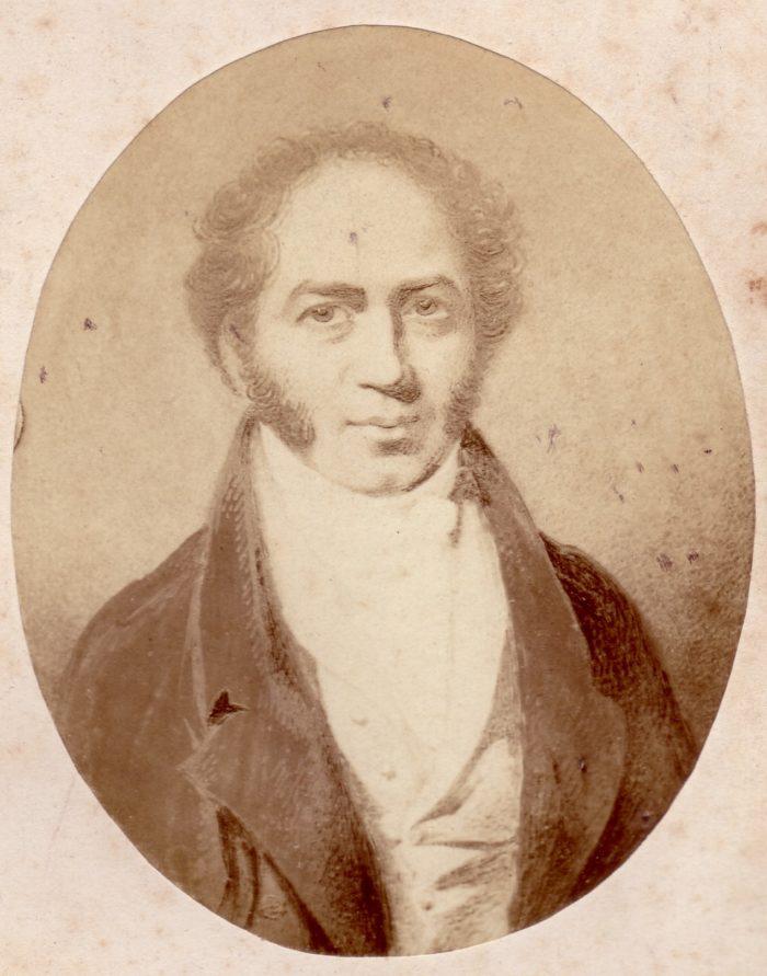 A Portrait of John Lambe.