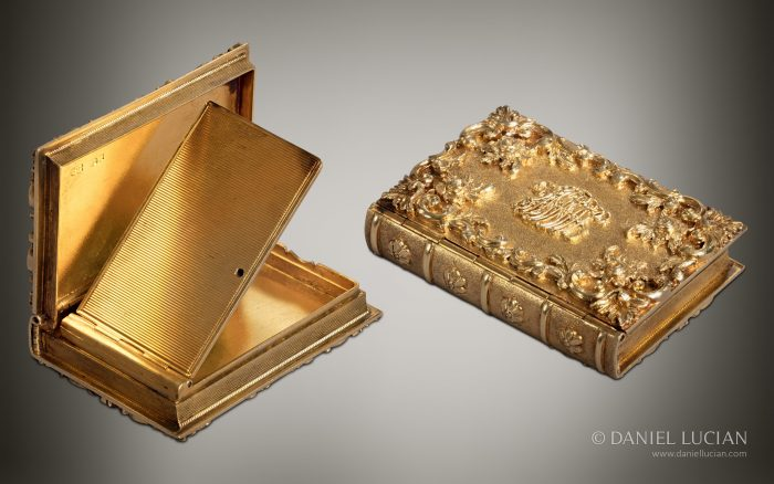 Magnificent Antique Dressing Case from Asprey, Displayed at the Great Exhibition of 1851.